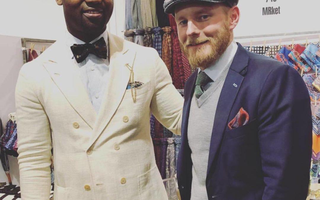 January 2018 Menswear Tradeshows in NYC