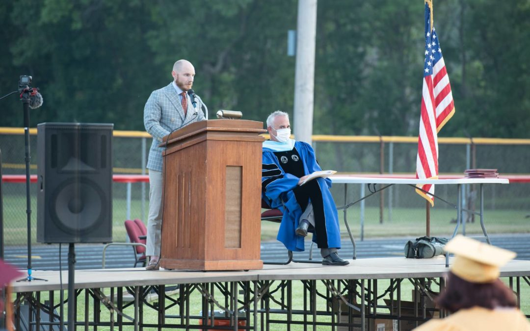 Commencement Address – River Forest c/o 2020